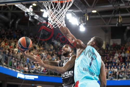 BBL - Euroleague - 17/18 - Brose Bamberg vs. FC Barcelona